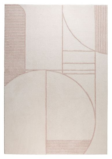 Zuiver Bliss Teppe - Natur/Pink, 240X345
