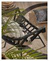LaForma - Constant Spisebordsstol m. armlæn - Sort