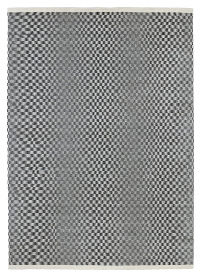 Fabula Living Calla Luvteppe - Hvit/Grå, 170x240