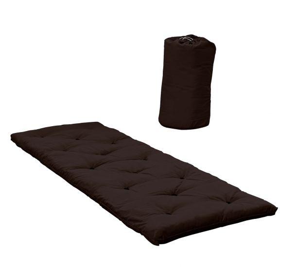 Bed In A Bag Futon, Brun