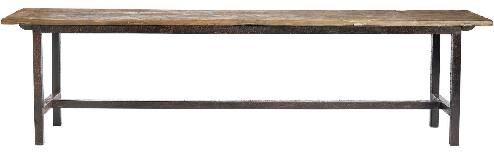 Nordal Raw Benk - Lengde 100 cm