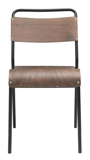 House Doctor Original Spisebordstol, Mørkebrun