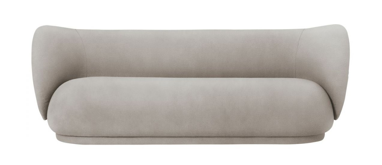 Ferm Living - Rico 3-pers. Sofa - Sand
