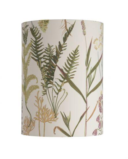 Ebb&Flow - Lampeskjerm, botanical, Ø30, bordlampe