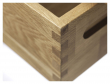 FDB Møbler C67 Butler Skrivebord - Eik, 150x50