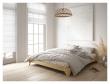Elan Sengeramme Sort, Latex Futon madrass, Offwhite, 180x200