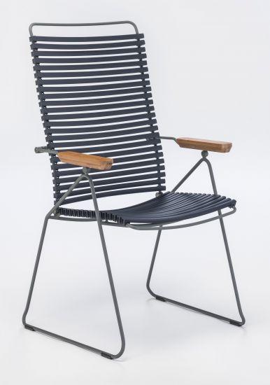 HOUE - CLICK Posisjonsstol - Mørk blå