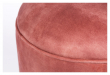 My Lover and Best Friend puff - Rosa Velour, Ø40