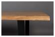 Dutchbone Aka Spisebord - Akasie/Sort, 200X90