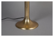 Dutchbone Barun Bordlampe - Messing
