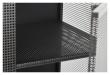Kristina Dam Studio Grid Skap, Sort stål