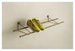 We Do Wood Shoe Rack - Eik/Messing