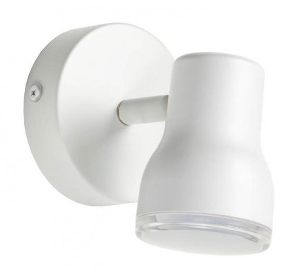 Kave Home Tehila Vegglampe - Hvit