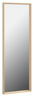 Kave Home Nerina Speil - Naturlig finish, 52x152