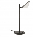 Kave Home Veleira LED Bordlampe - Sort