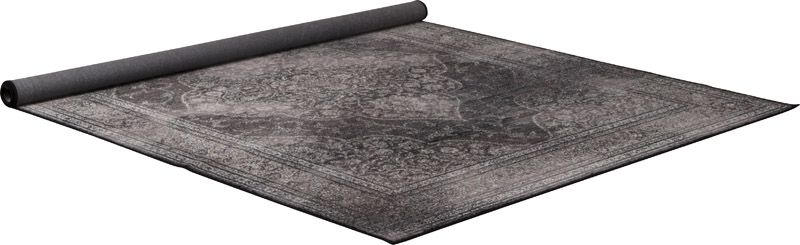 Dutchbone - Rugged Dark Teppe - 170x240