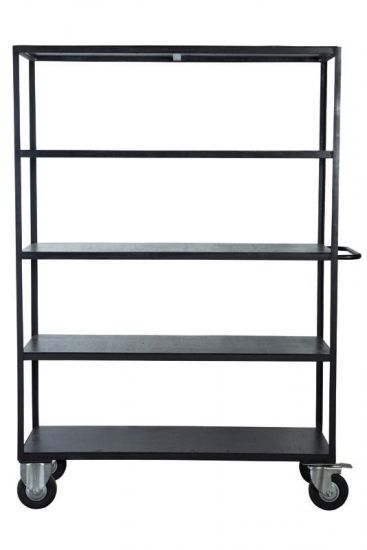 House Doctor - Rolling Bookcase