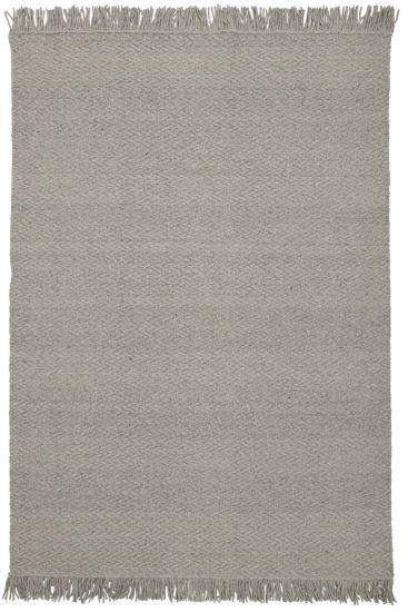Linie Design Idun Teppe - Light Grey, 140x200
