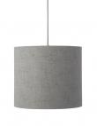 Ebb&Flow - Lampeskjerm, grå marl, Ø35