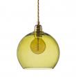 Ebb&Flow - Rowan pendel, olive, Ø22