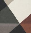 Linie Design Metri Teppe - Rust, 140x200