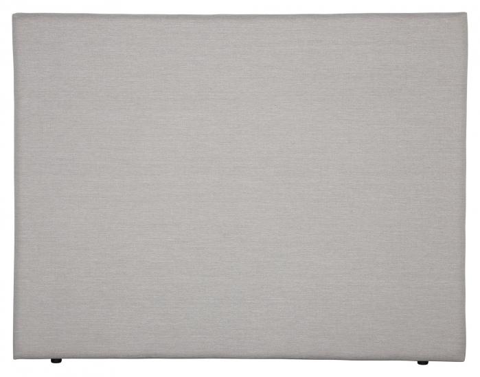 Alvik sengegavl, Beige stoff, B:180