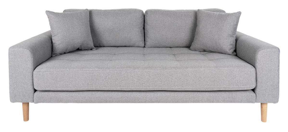 Lido 2,5-pers, Sofa - Grå