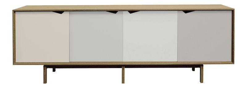 Andersen Furniture - S1 Skjenk - Eik olje - Doeskin