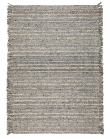 Zuiver Frills Teppe - Gråblå, 170x240
