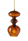 Ebb&Flow - Futura pendel, rust, Ø18