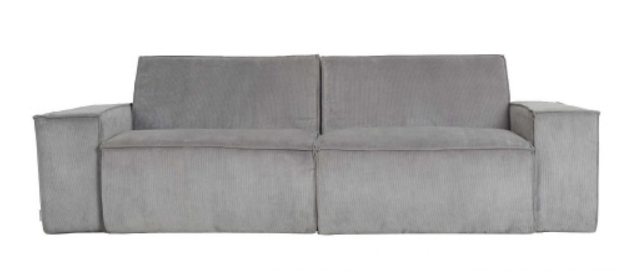 Zuiver - James 2-seters. Sofa - Cool grey