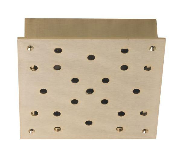Ebb&Flow - Ceiling box, square, S, Gull