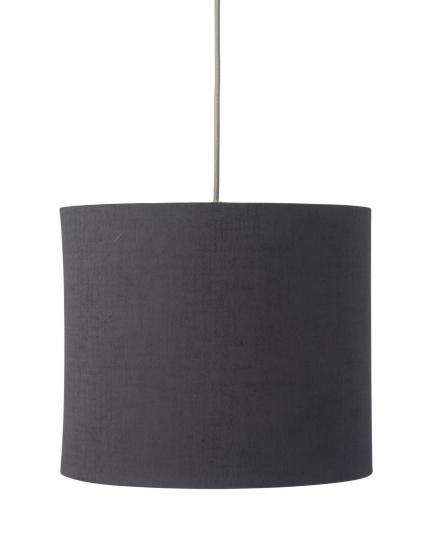 Ebb&Flow - Lampeskjerm, anthracite marl, Ø35