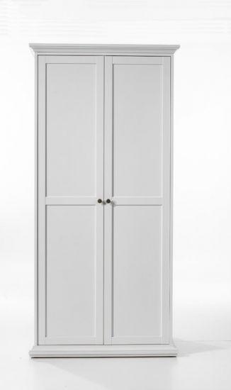 Paris Garderobeskap - 200,6x96,2