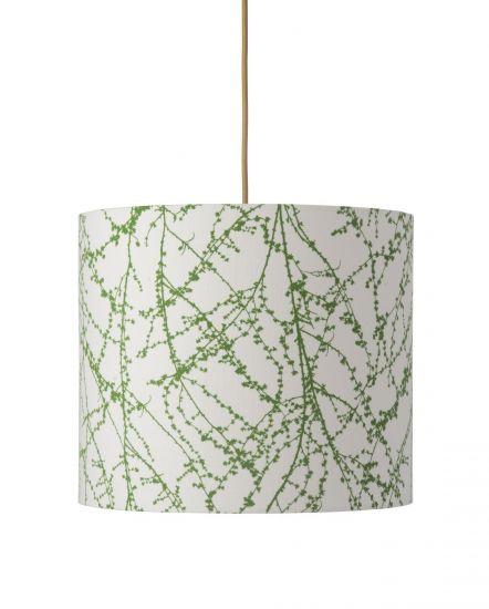 Ebb&Flow - Lampeskjerm, branches, grønn, Ø35