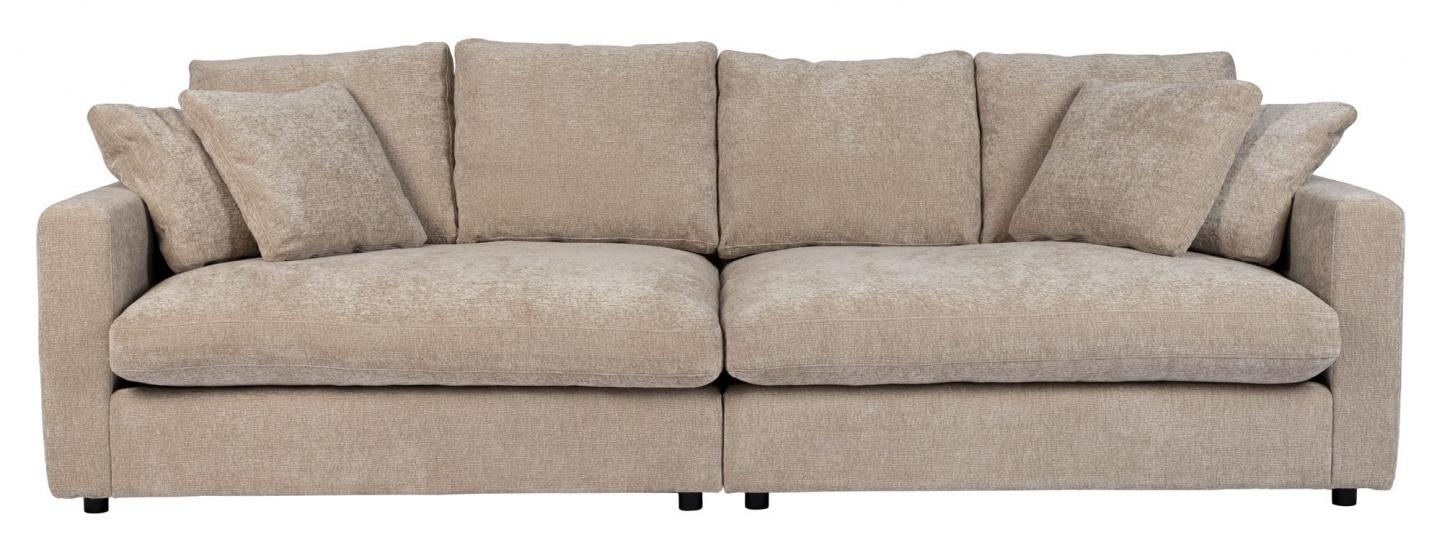 Zuiver Sense 3-pers. Sofa - Nature Soft