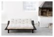 Blues Sengeramme, Comfort Futon madrass, Offwhite, 160x200