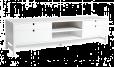 Mavis - Falsterbo TV-bord m/4 skuffer - Hvit