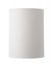 Ebb&Flow - Lampeskjerm, hvit marl, Ø30