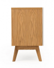 Woodman - Avon Skjenk m/fargede skuffer - Strata