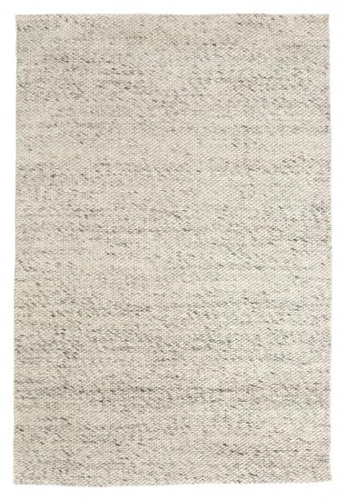 Nordal Lara ullTeppe - Ivory/Grå, 290x200