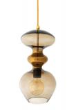 Ebb&Flow - Futura pendel, Chestnut, Ø18