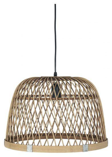 Ib Laursen Bambus Lampeskjerm - Natur