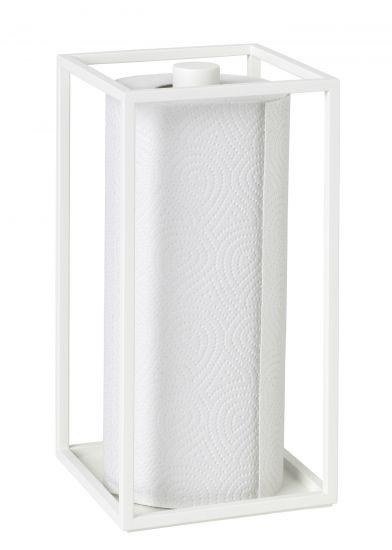 by Lassen - Kjøkkenrullholder, hvit