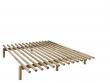 Pace Sengeramme Natur, Latex Futon madrass, Sort, 140X200