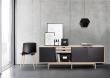 Andersen Furniture - S1 Skjenk - Eik såpe - Svart
