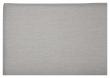 Alvik sengegavl, Beige stoff, B:120