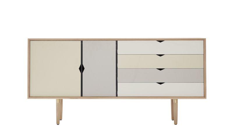 Andersen Furniture - S6 Skjenk - Eik olje - Farge