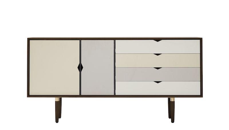 Andersen Furniture - S6 Skjenk - Valnøtt - Farge