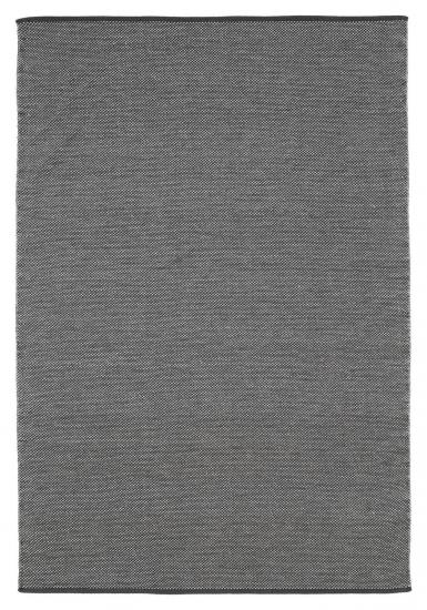 Fabula Living Hugin Outdoor - Sort/Grå, 200x300